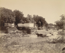 Kamnath Temple & River, Baroda